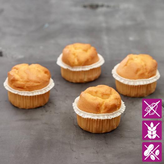 Vanille Muffins Glutenfrei