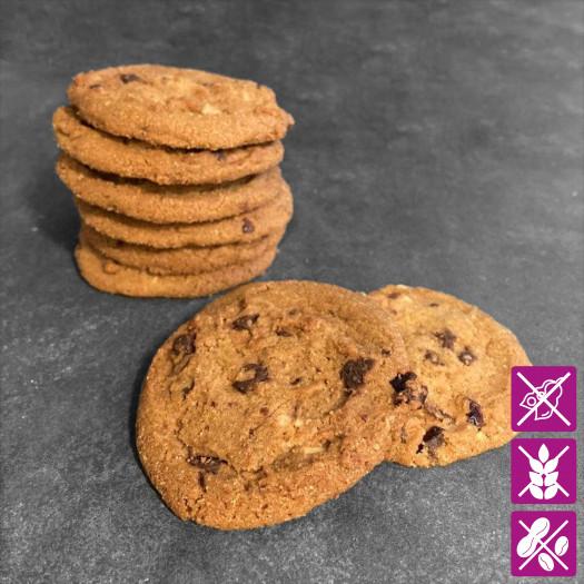 Chocolate Chip Cookies Glutenfrei