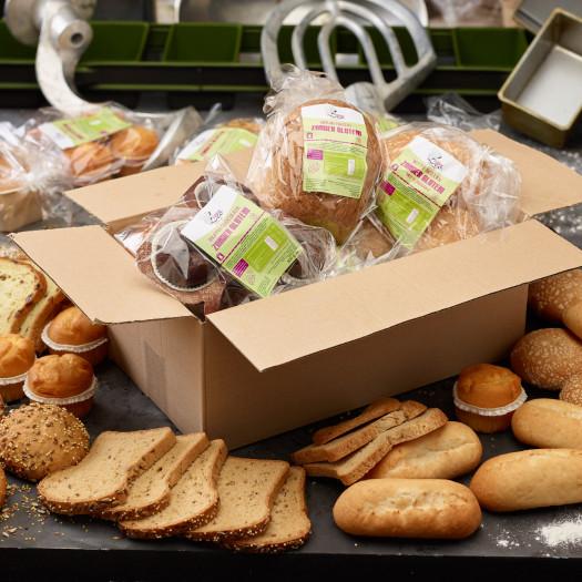 Gesundes Paket Glutenfrei